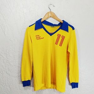 Vintage Centerline Long Sleeve Volleyball Top